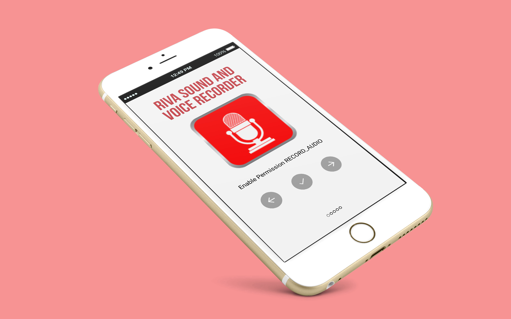 Sound And Voice Recorder